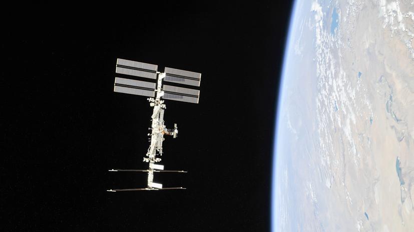 В «Роскосмосе» сообщили о планах по коррекции орбиты МКС