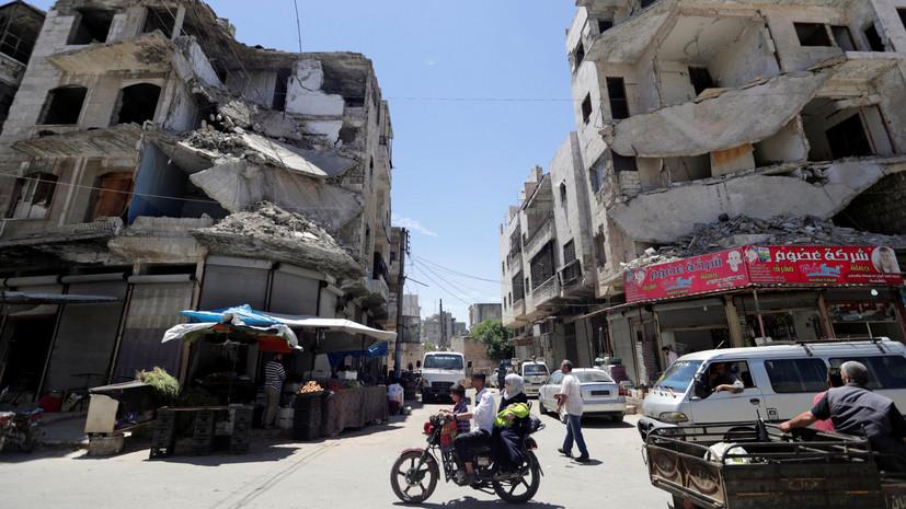 Посол заявил о намерении России продолжить контакты с США по Сирии