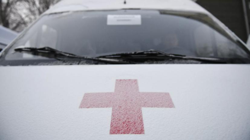 В Оренбургской области три человека погибли в ДТП с микроавтобусом