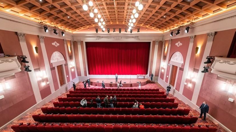 Число зрителей в кинотеатрах Москвы позволили увеличить до 50%