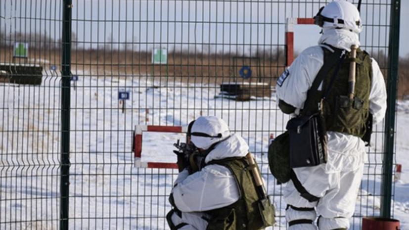 На Сахалине и Курильских островах проходят учения военных