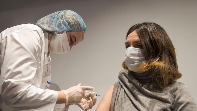 В Томской области рассказали о ходе кампании по вакцинации от COVID-19