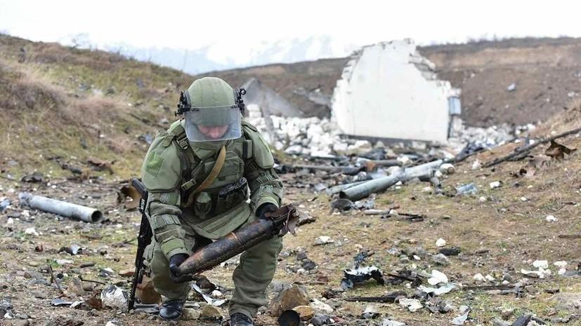 Начальник инженерных войск Ставицкий рассказал о проекте Международного противоминного центра