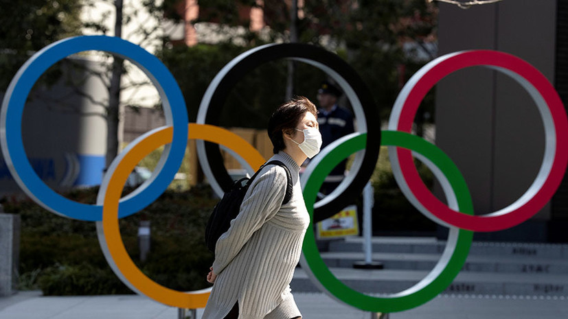 Глава МОК уверен, что Олимпиада в Токио состоится летом