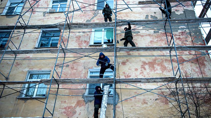 В Татарстане рассказали о реализации программ по капремонту и строительству
