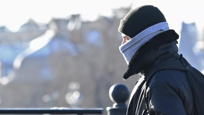 В Тюменской области предупредили о морозах до -45 °С