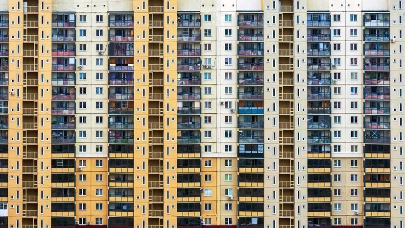 В Петербурге оценили ситуацию с жилищным фондом