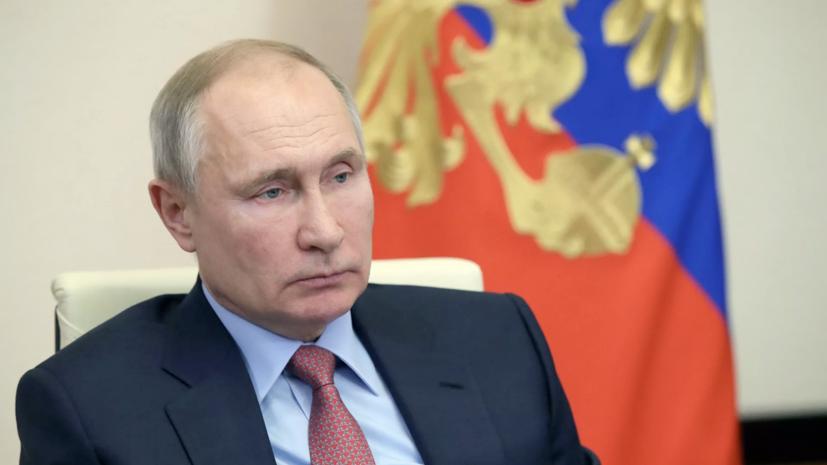 Путин назначил Бабича замглавы ФСВТС и присвоил ему звание генерал-майора