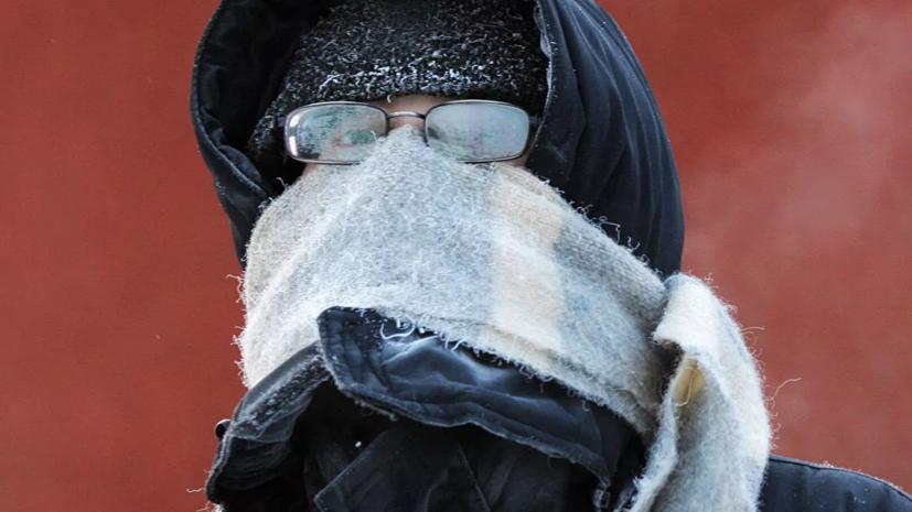 В Омской области прогнозируют морозы до -38 °С