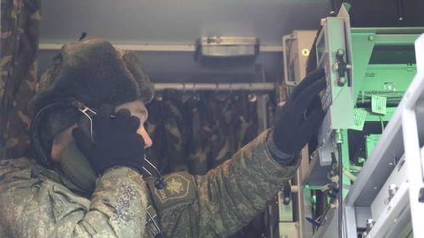 В Дагестане прошли учения подразделений РЭБ и ПВО Каспийской флотилии