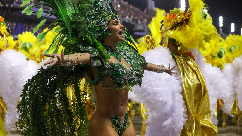 Карнавал в июле 2021 года в Рио-де-Жанейро отменили