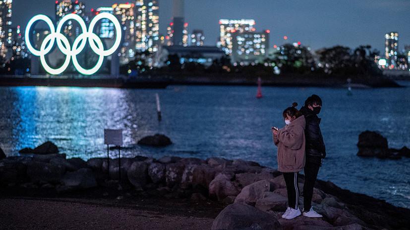 В Японии сообщили о продолжении подготовки к ОИ-2020 этим летом