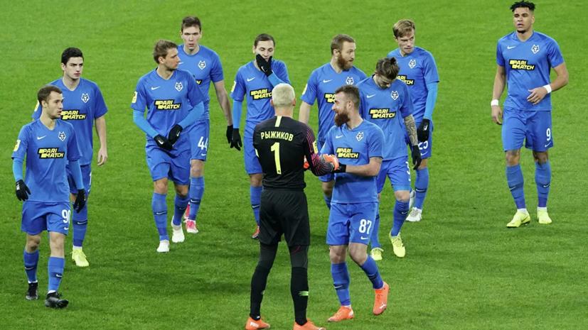 В «Тамбове» опровергли слухи о снятии команды с чемпионата