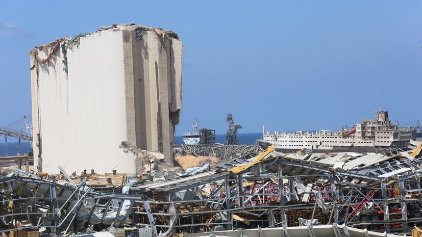 ГП России оценила ситуацию с розыском россиян из-за взрыва в Бейруте