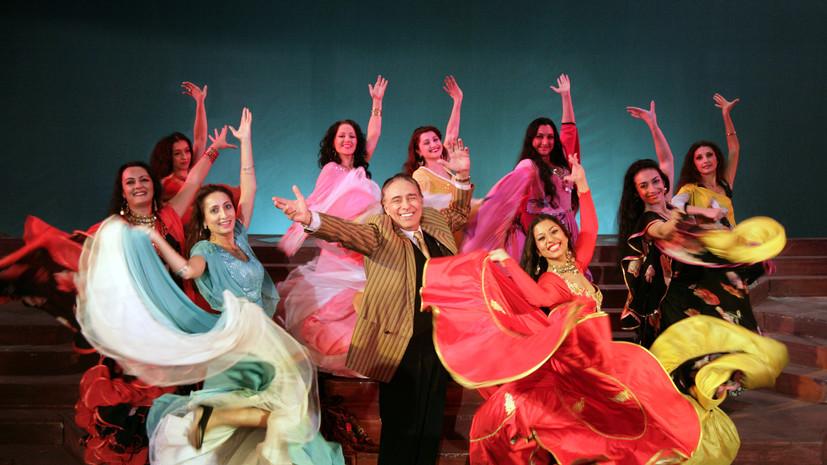 «Ансамбли есть в разных странах, но цыганский театр один»: Николай Сличенко о «Ромэне», войне и счастливом браке