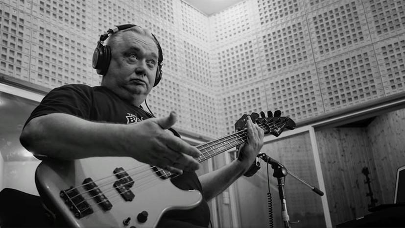 Игорь Тихомиров рассказал о новом клипе группы «Кино»