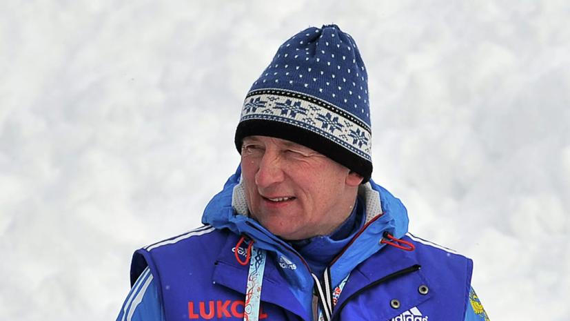 Стал известен состав мужской сборной России по биатлону на эстафету на этапе КМ в Антерсельве