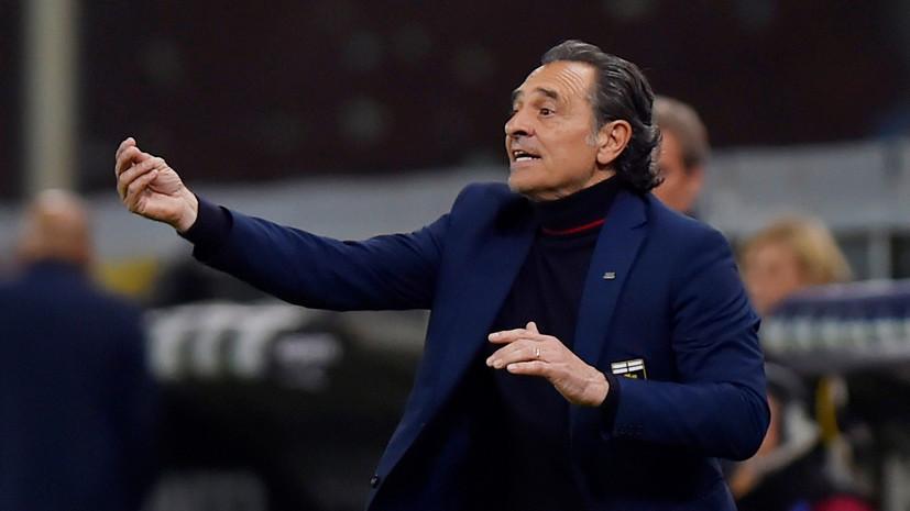 Тренер «Фиорентины»:  ждём приезда Кокорина и подписания контракта