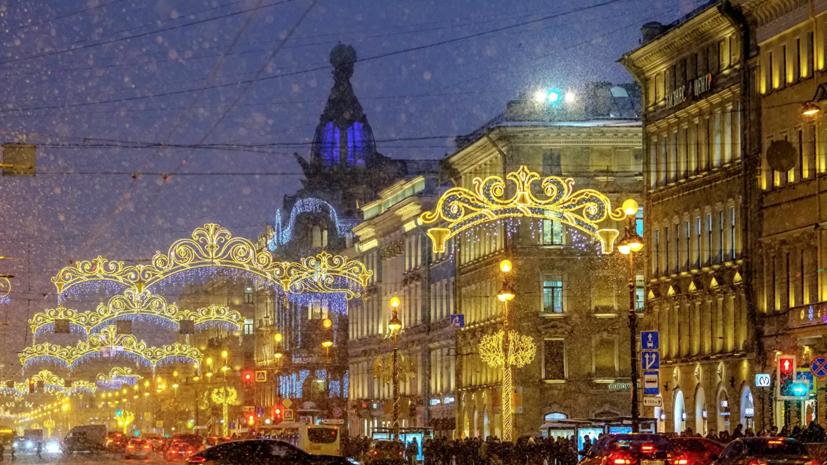 Петербург увеличил экспорт несырьевой продукции на 9% в 2020 году