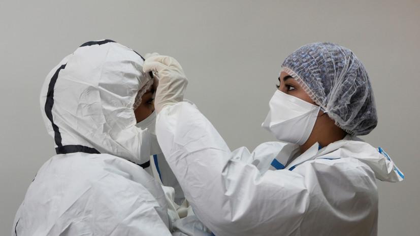 В Марокко анонсировали начало вакцинации от коронавируса