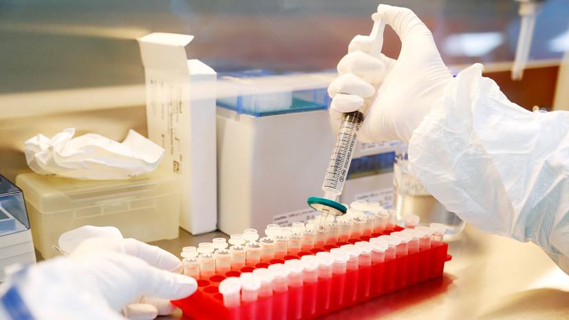 В России выявлен 20 921 случай коронавируса за сутки