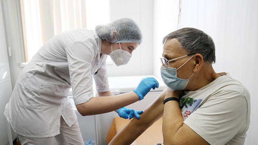 Более 2 тысяч пунктов вакцинации: Голикова рассказала о ходе прививочной кампании против COVID-19 в России