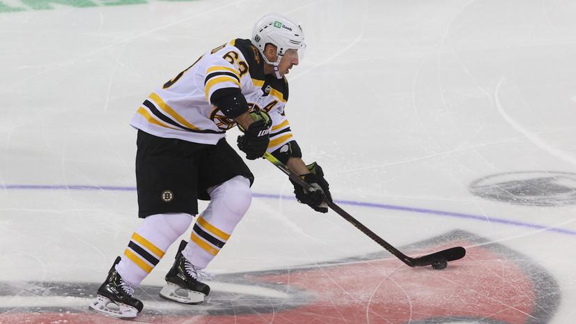 Маршан раскритиковал российских хоккеистов «Вашингтона» за нарушение протокола COVID-19