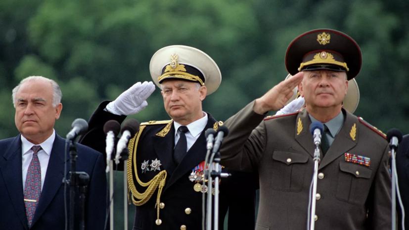 Адмирал Селиванов поделился воспоминаниями о бывшем главнокомандующем ВМФ Громове