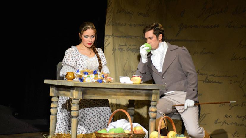 Оперу «Евгений Онегин» покажут в Нижнем Новгороде 24 января