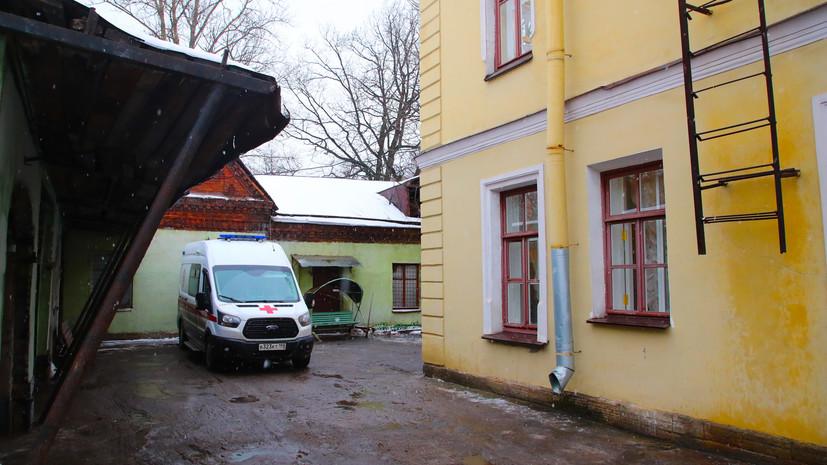 В Петербурге отреставрируют исторические здания на территории Елизаветинской больницы