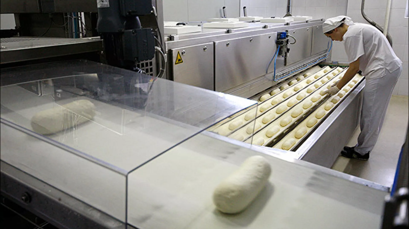 Кабмин направит 4,7 млрд рублей на поддержку хлебопекарных предприятий