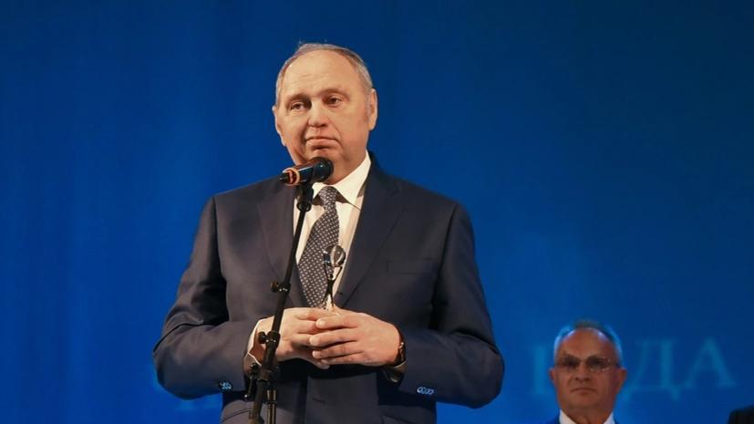 Умер глава Челябинского трубопрокатного завода Александр Фёдоров