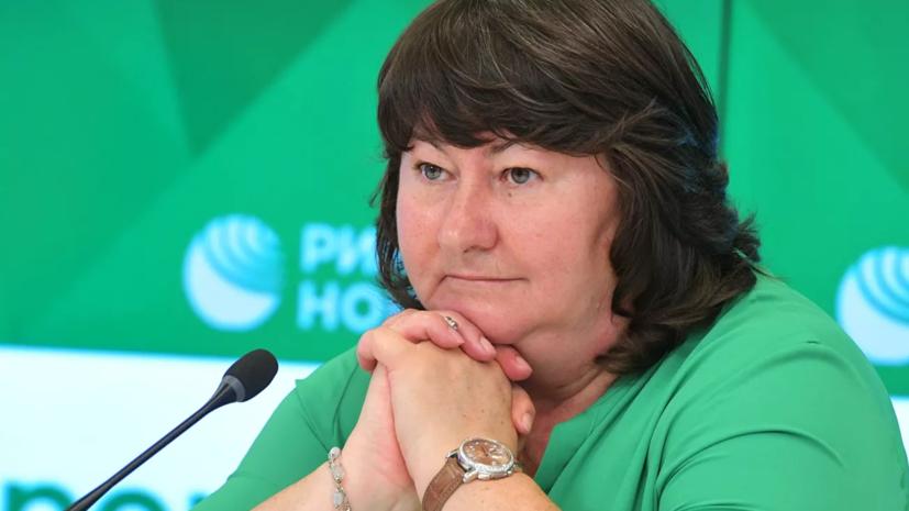 Вяльбе объяснила, почему сборная России не подала протест на дисквалификацию Большунова