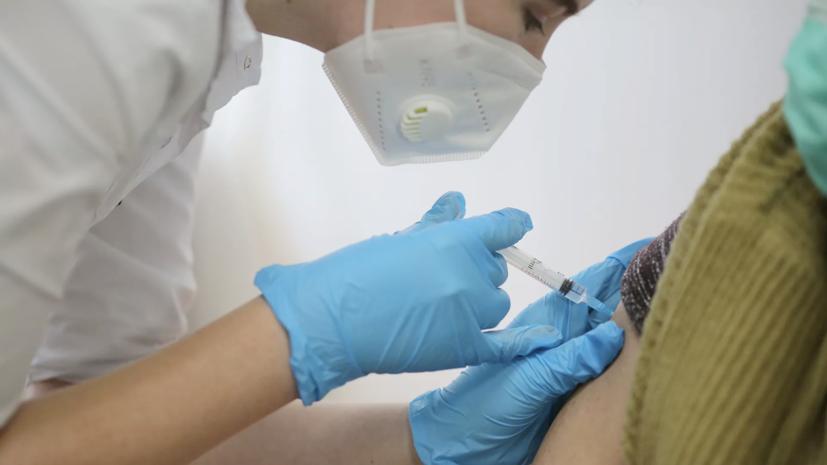 В Мурманске открыли шесть пунктов вакцинации от COVID-19