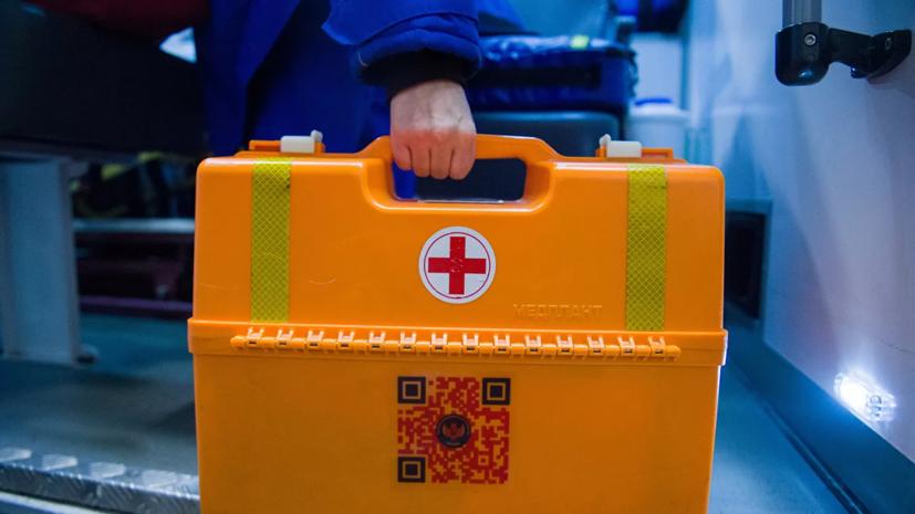 Четыре человека пострадали в ДТП с участием скорой помощи в Самаре