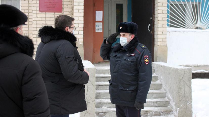 Жителя Мурманской области наградили за спасение ребёнка на пожаре