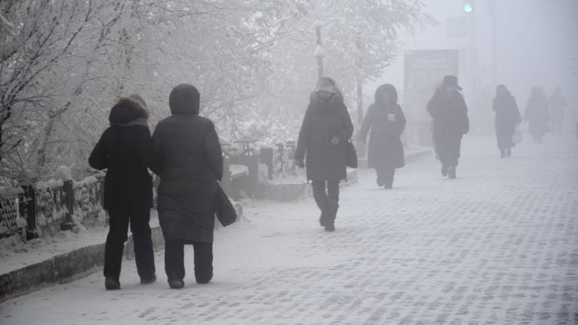 Синоптики прогнозируют резкое потепление в Тюменской области
