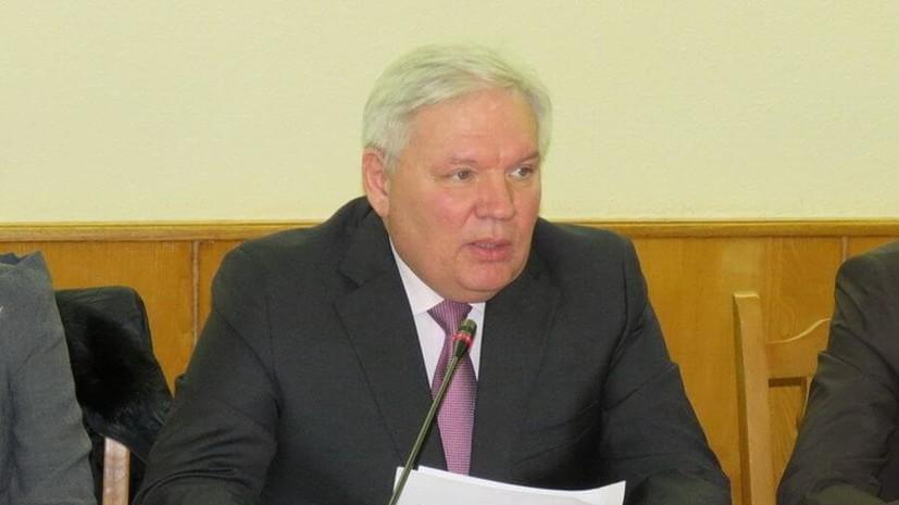 Экс-мэра Туапсе осудили на пять лет колонии