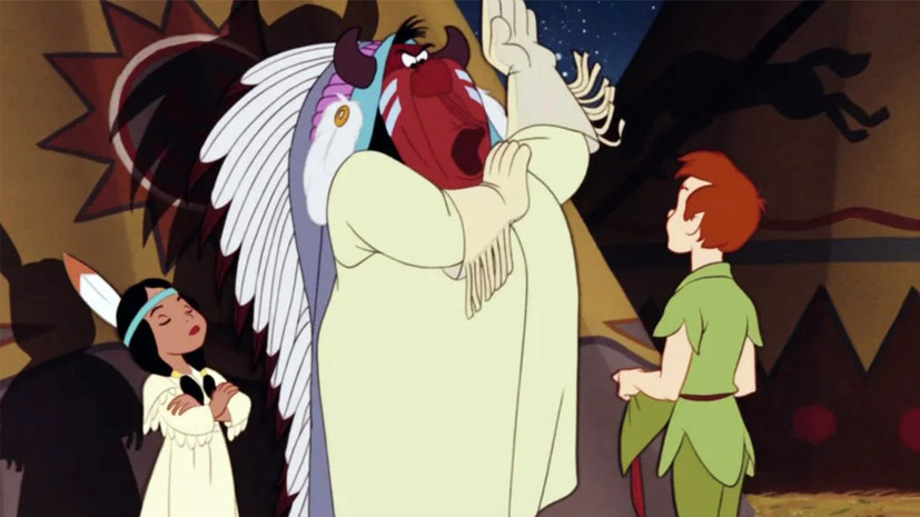 «Ошибочные стереотипы»: Disney+ заблокировал детям доступ к «Питеру Пэну» и другим классическим мультфильмам