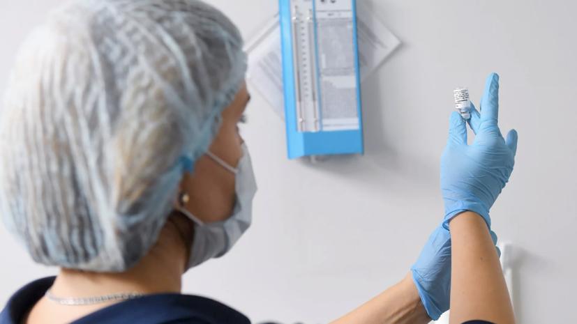 В Минздраве рассказали о вакцинации от COVID-19 пациентов с онкологией