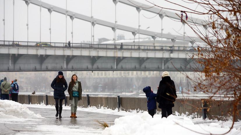 «Период аномально тёплой погоды завершится к концу месяца»: синоптики рассказали о погоде в Москве на ближайшую неделю
