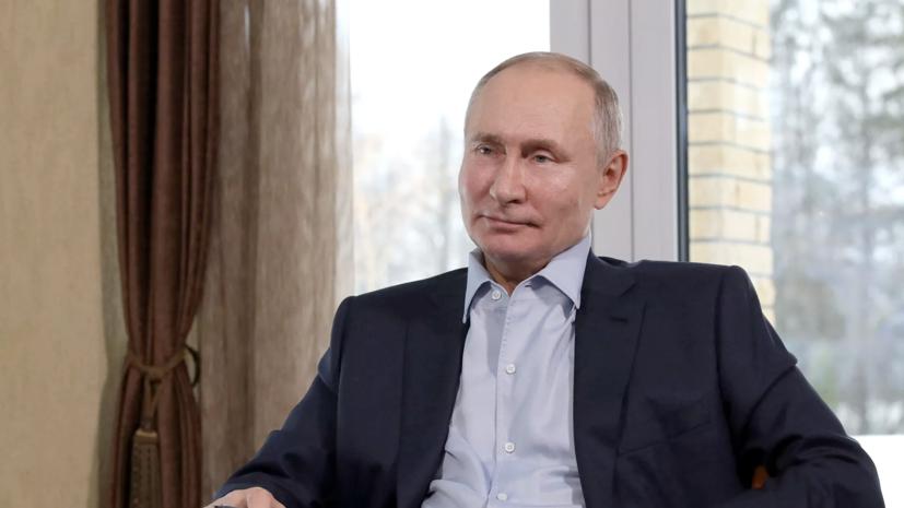 Путин допустил, что в будущем мог бы работать в сфере виноделия