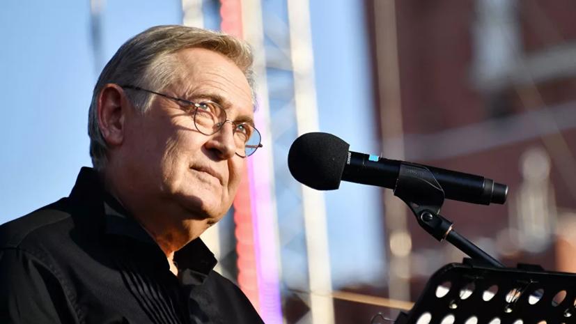 Юрий Стоянов рассказал о музыкальном альбоме «Где-то»
