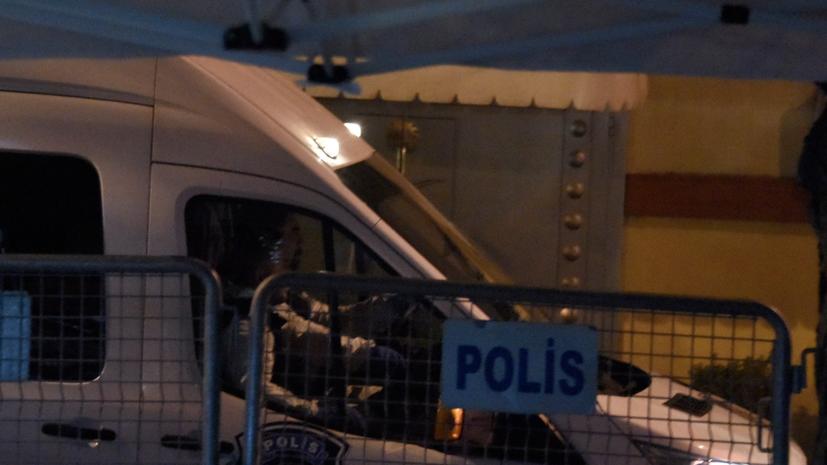 Генконсульство сообщило деталинападения на россиян в Стамбуле