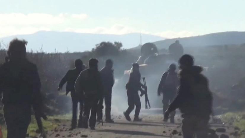 Террористы совершили 17 обстрелов в идлибской зоне деэскалации в Сирии