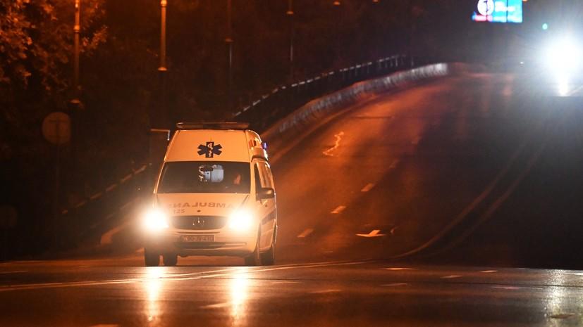 В пригороде Баку спасли шестерых человек после взрыва в доме