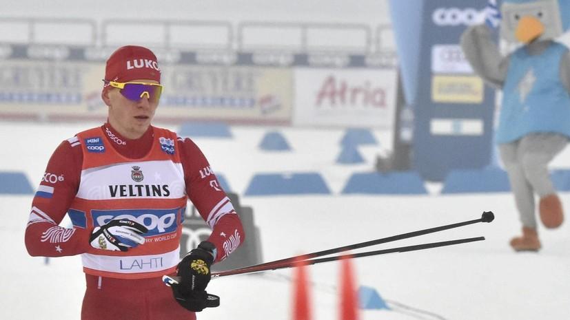 В FIS не исключили возможность дисквалификации Большунова