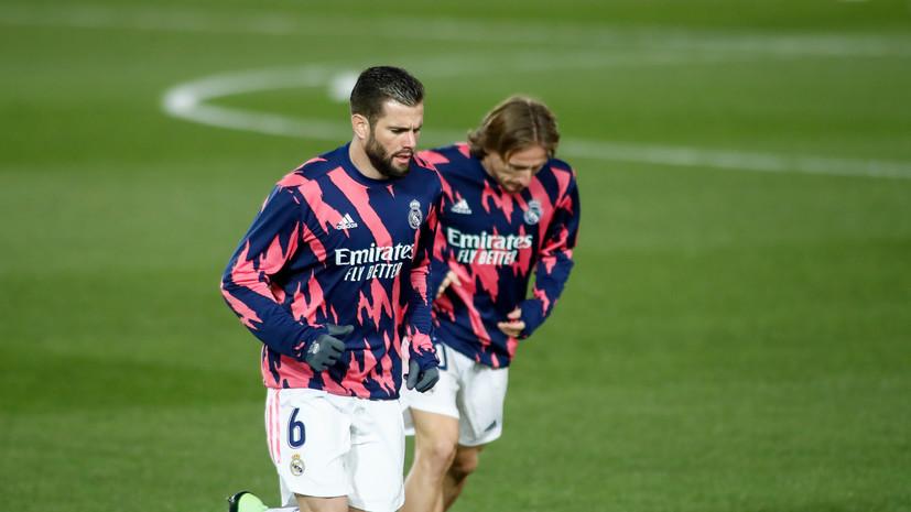 Футболист «Реала» Начо заболел коронавирусом