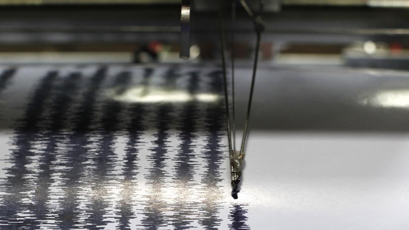 Землетрясение магнитудой 5,1 произошло в Папуа — Новой Гвинее