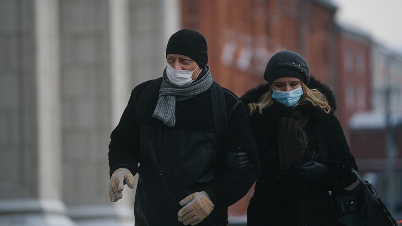 Роспотребнадзор сообщил о ситуации с гриппом и ОРВИ в России